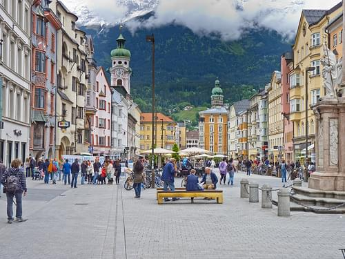 Historic Center, Innsbruck