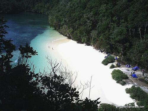 Pulau Sempu #malang #ekowisata: alasan paling pas buat menghilang sementara dari bumi