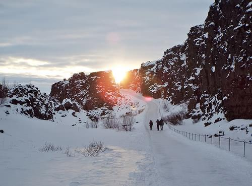 Þingvellir National Park - Golden Circle tour, Iceland