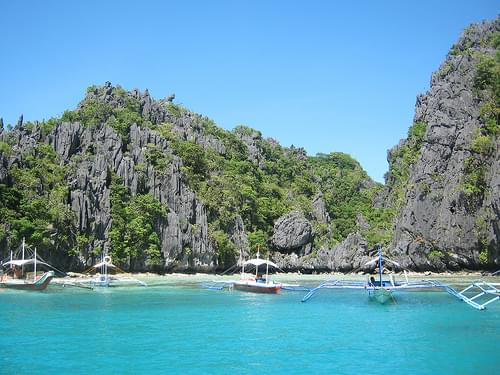 Big and Small Lagoons of El Nido