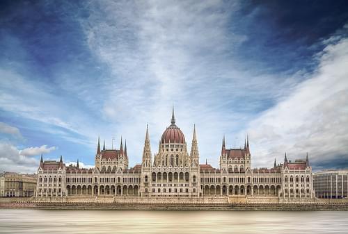 Leaving Budapest