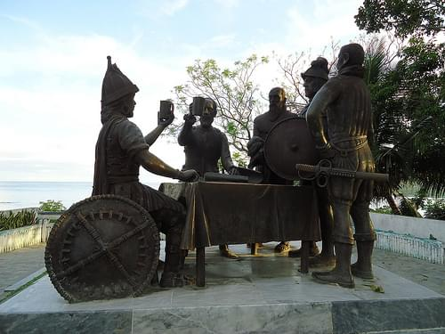 Blood Compact Monument, Tagbilaran