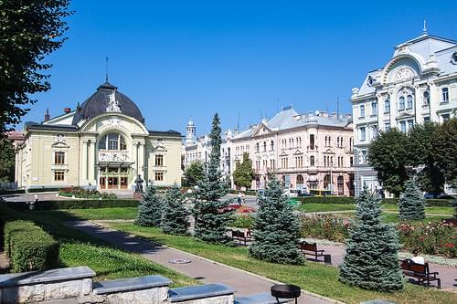 Chernivtsi Opera House