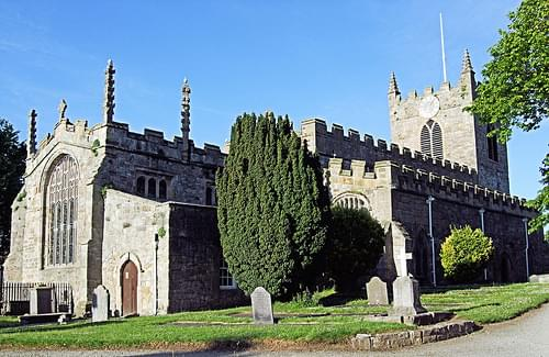 St Mary & St Nicholas Parish Church, Beaumaris - Anglesey.