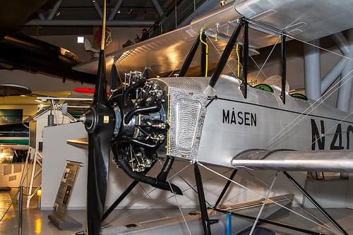 Flymuseet i Bodø