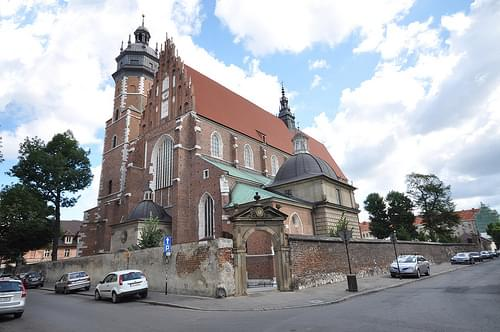 Holy Trinity Church and Dominican Convent, Krakow