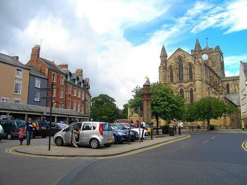 Historic Center, Hexham