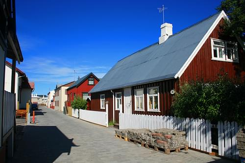 Historic Center, Isafjordur