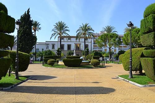 Plaza del Polvorista