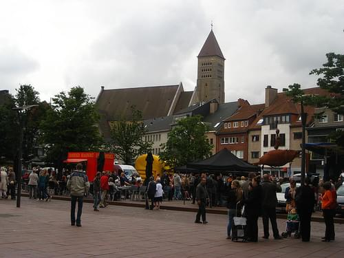 Historic Center, Genk