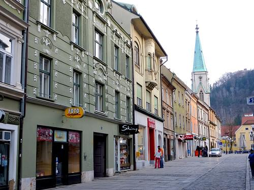 Historic Center, Celje