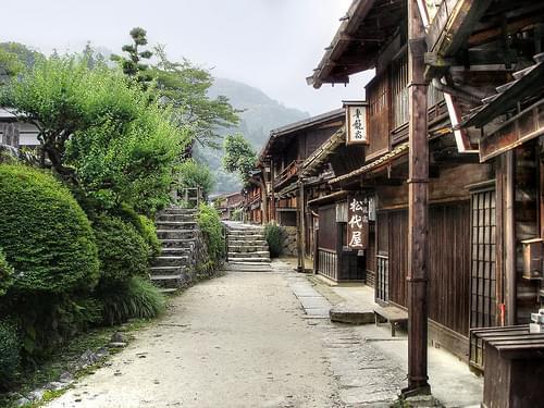 Living Edo-style