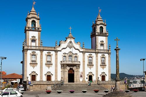 Church of Mercy, Viseu