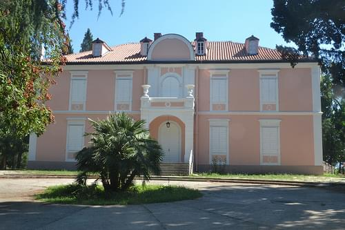 Petrovic Palace and Park, Podgorica