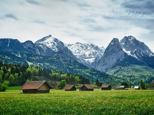 Zugspitzgebiet