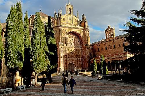 san Esteban de Salamanca
