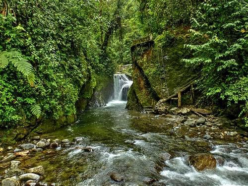 Cascada Nambillo