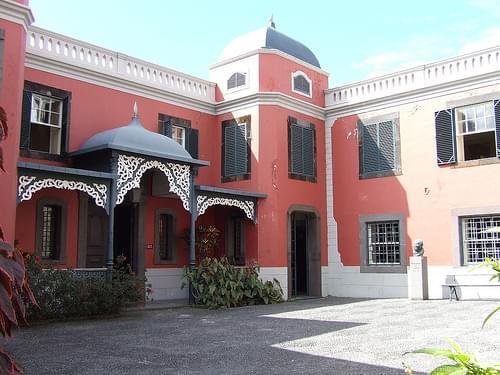 Madeira - Funchal - Frederico de Freitas House Museum