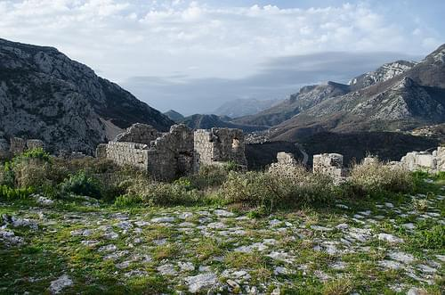 Ruins of Haj - Nehaj