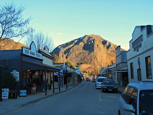 Historic Center, Arrowtown