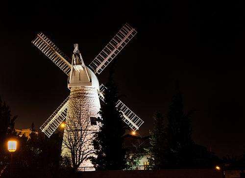 Jerusalem - Montefiore windmill.jpg