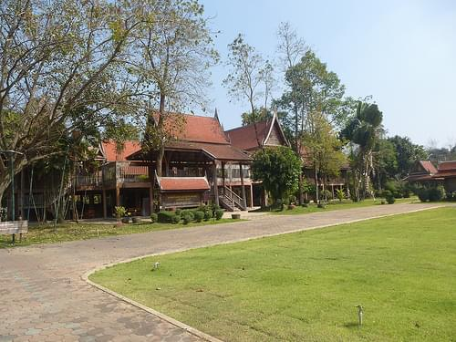 Kamphaeng Phet National Museum