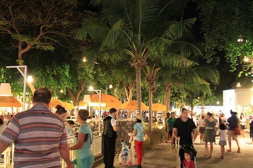Cicada Market in Hua Hin