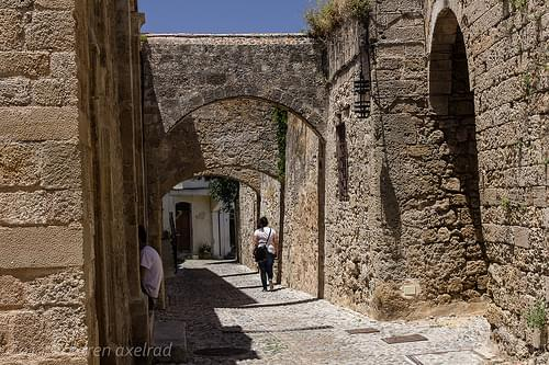 Old Jewish Quarter, Rhodes
