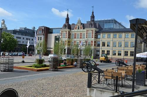 Historic Center, Kristianstad
