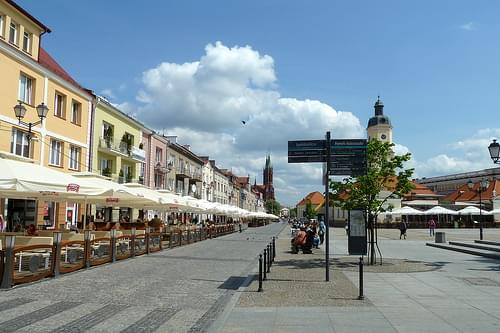 Historic Center, Bialystok