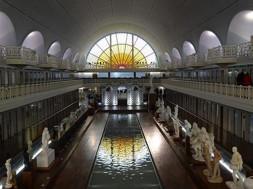 Roubaix: Musée de la Piscine