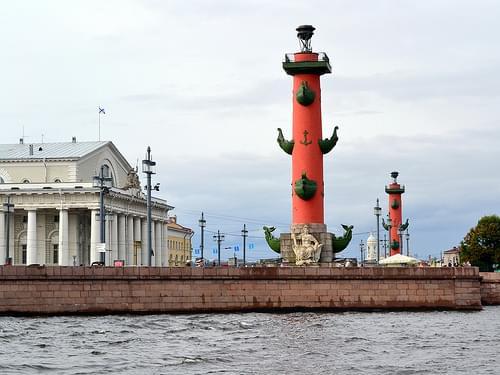 Vasilievsky Island, St. Petersburg