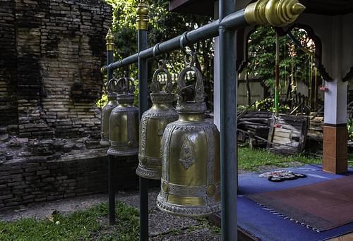 Wat Umong Maha Therachan