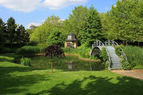 Leuven - Stadspark