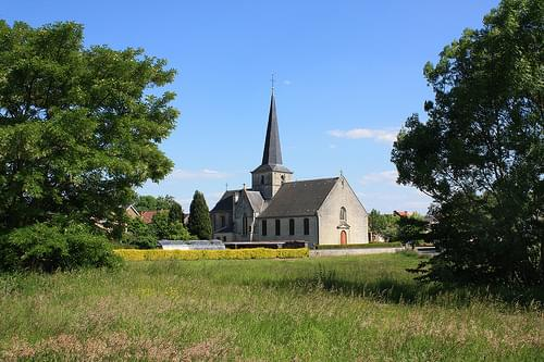 Nossegem - Sint-Lambertuskerk