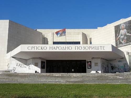 Serbian National Theatre, Novi Sad