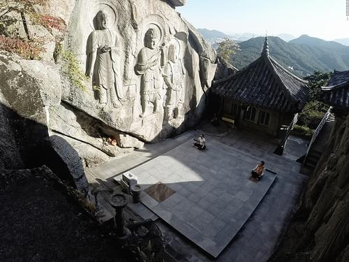 Seokbulsa Temple (Stone Buddha Temple)
