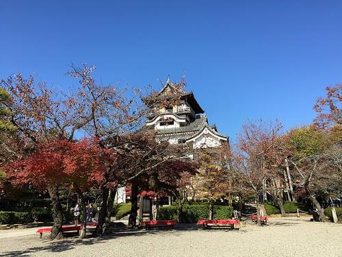 Inuyama Castle, Inuyama-jō, Inuyamajō, Inuyama, Aichi, Japan, 犬山城, いぬやまじょう, 白帝城, 国宝犬山城, 犬山, いぬやまし, 愛知縣, 愛知県, あいちけん, 日本, にっぽん, にほん