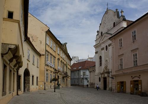 Bratislava - Frantiskanske namestie
