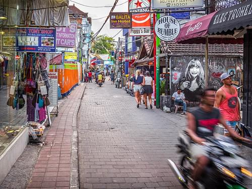 Poppies Lan, Kuta - Bali
