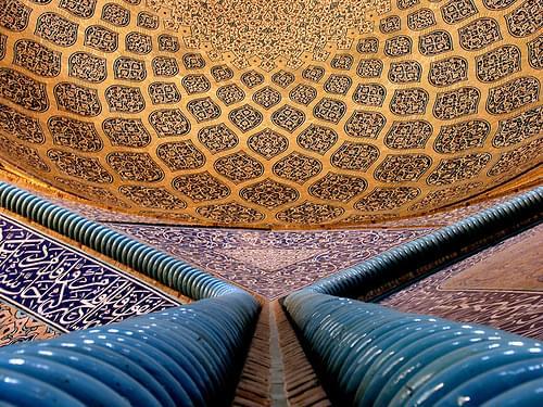 Isfahan/ Sheykh Lotfollah Mosque