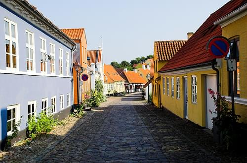 Historic Center, Ebeltoft