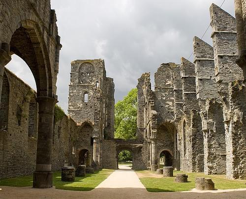 Villers-la-Ville - Abbaye