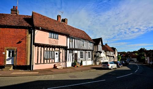 Lavenham, Historic Village