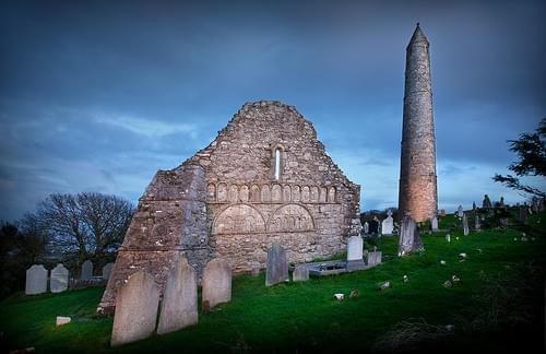 Ardmore Cathedral and Round Tower