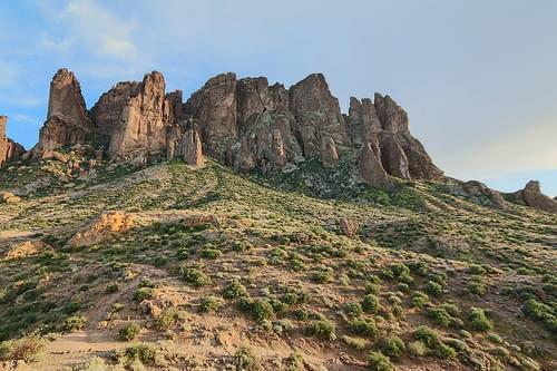Scottsdale Arizona, Apache Trail