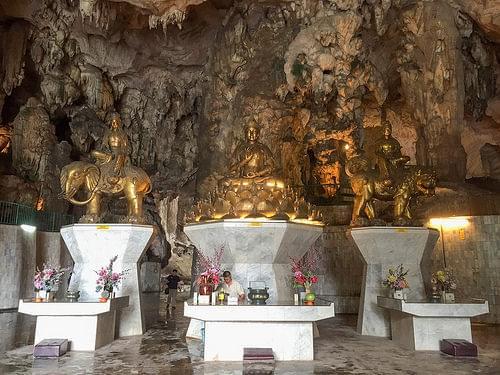 Kek Lok Tong cave temple, Ipoh