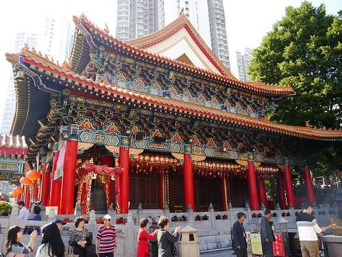 Kowloon - Wong Tai Sin Temple 09