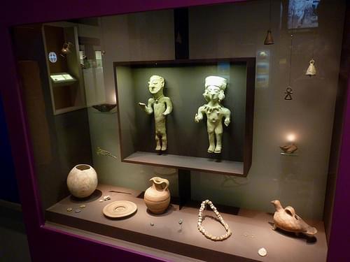 Museu d'Arqueología de Catalunya (Barcelona, España).