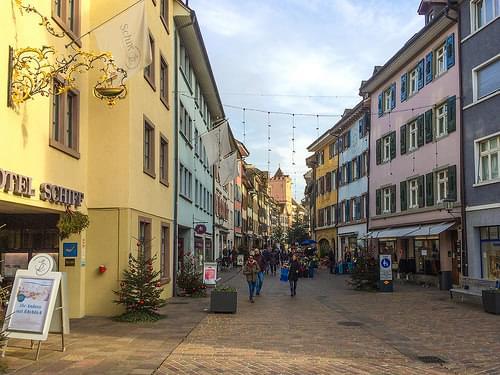 Swiss Rheinfelden